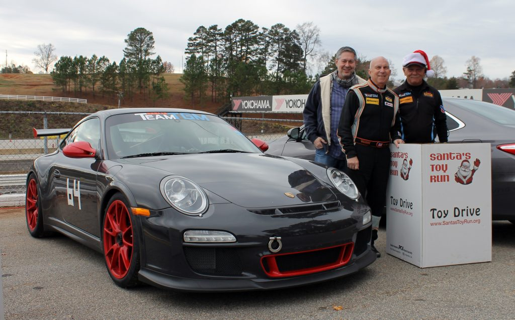 Road Atlanta for Santa's Toy Run Fundraiser
